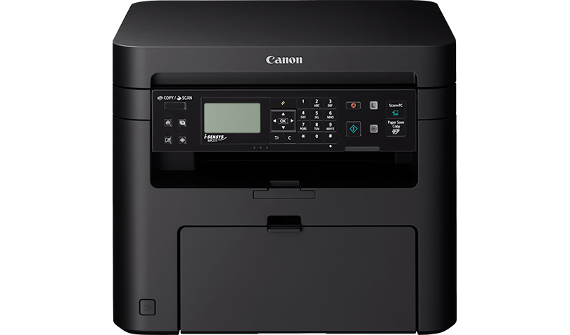 i-SENSYS MF231 Canon Office Black Printer